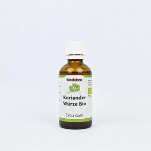 Biodobro-KorianderWuerze