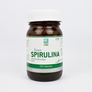 LifeLight-EisenSpirulina-250Tbl